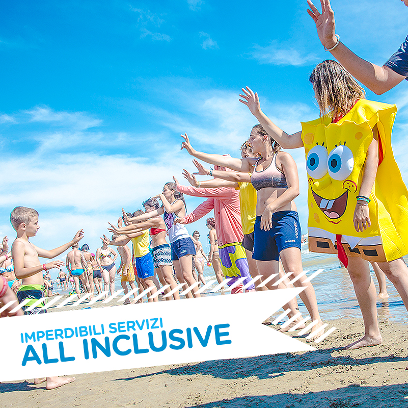 All Inclusive | Happy Family Hotel