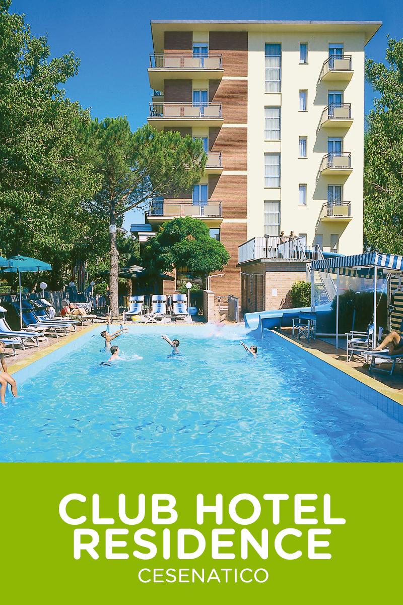 Happy family hotel hotel residence a cesenatico e cervia - Hotel con piscina cervia ...