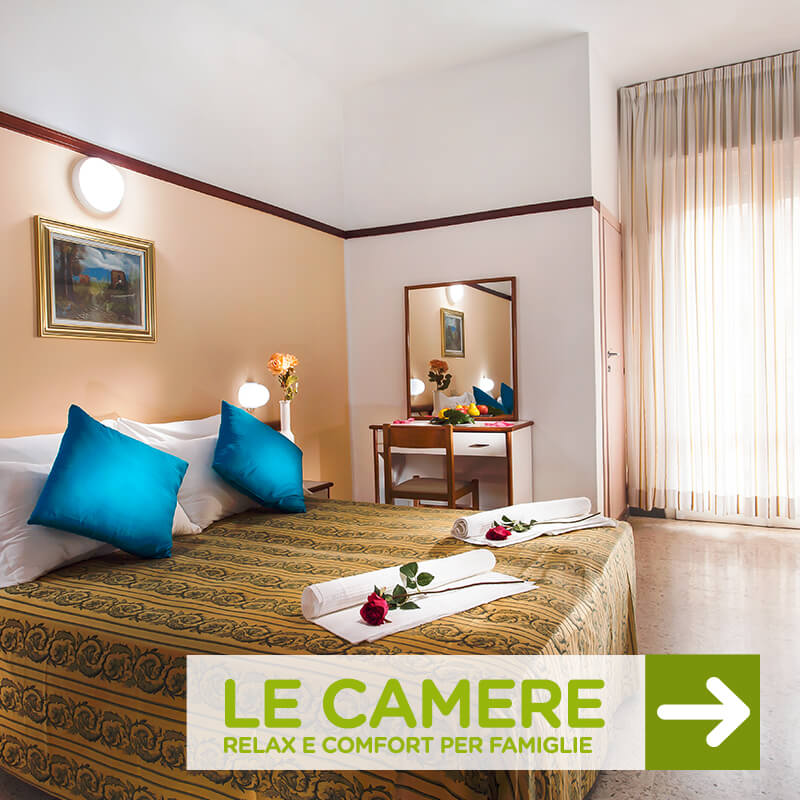 Club Hotel Residence | Camere